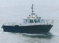 Orca, Defiant and Shalimar Charter Boat