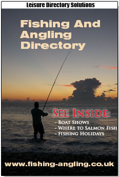 Fishing and angling directory