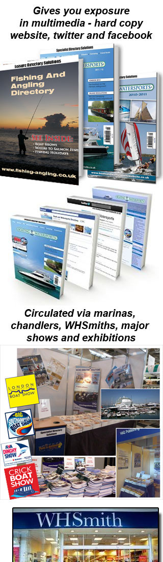 Advertising in the Fishing and Angling Directory
